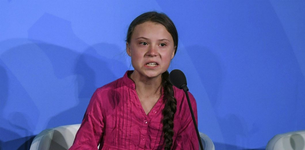 Tentative d'explication de la haine envers Greta Thunberg, à travers les phases du deuil