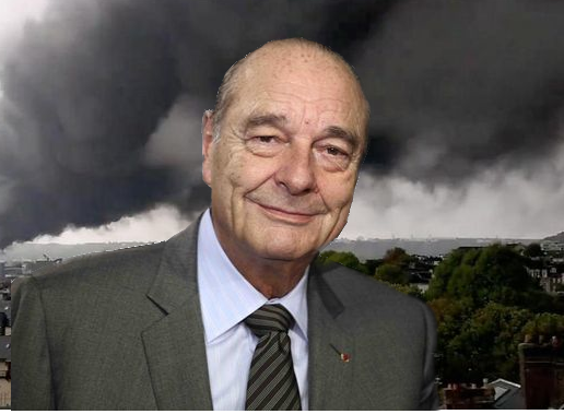 Et si on parlait de Jacques Chirac ?
